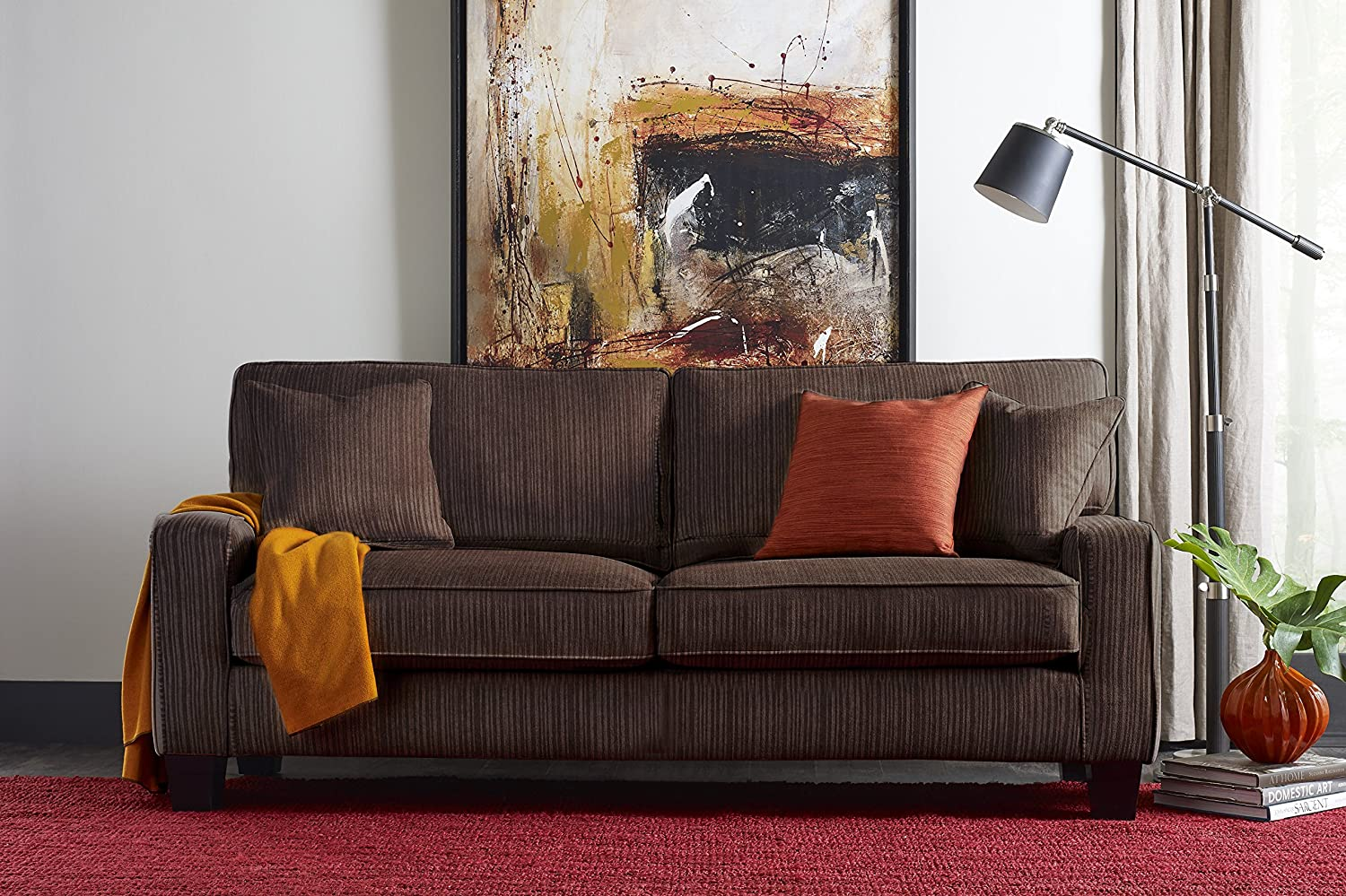 How solid is the Serta Palisades Sofa 78″ ? Review