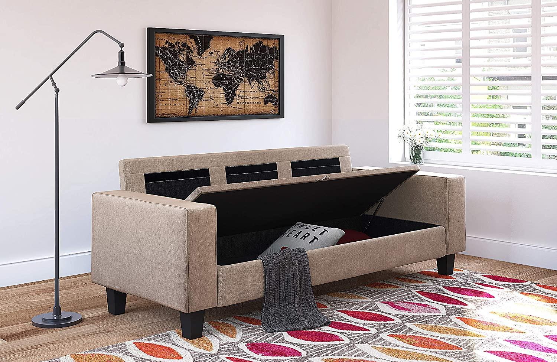 Serta Palisades Sofa Storage