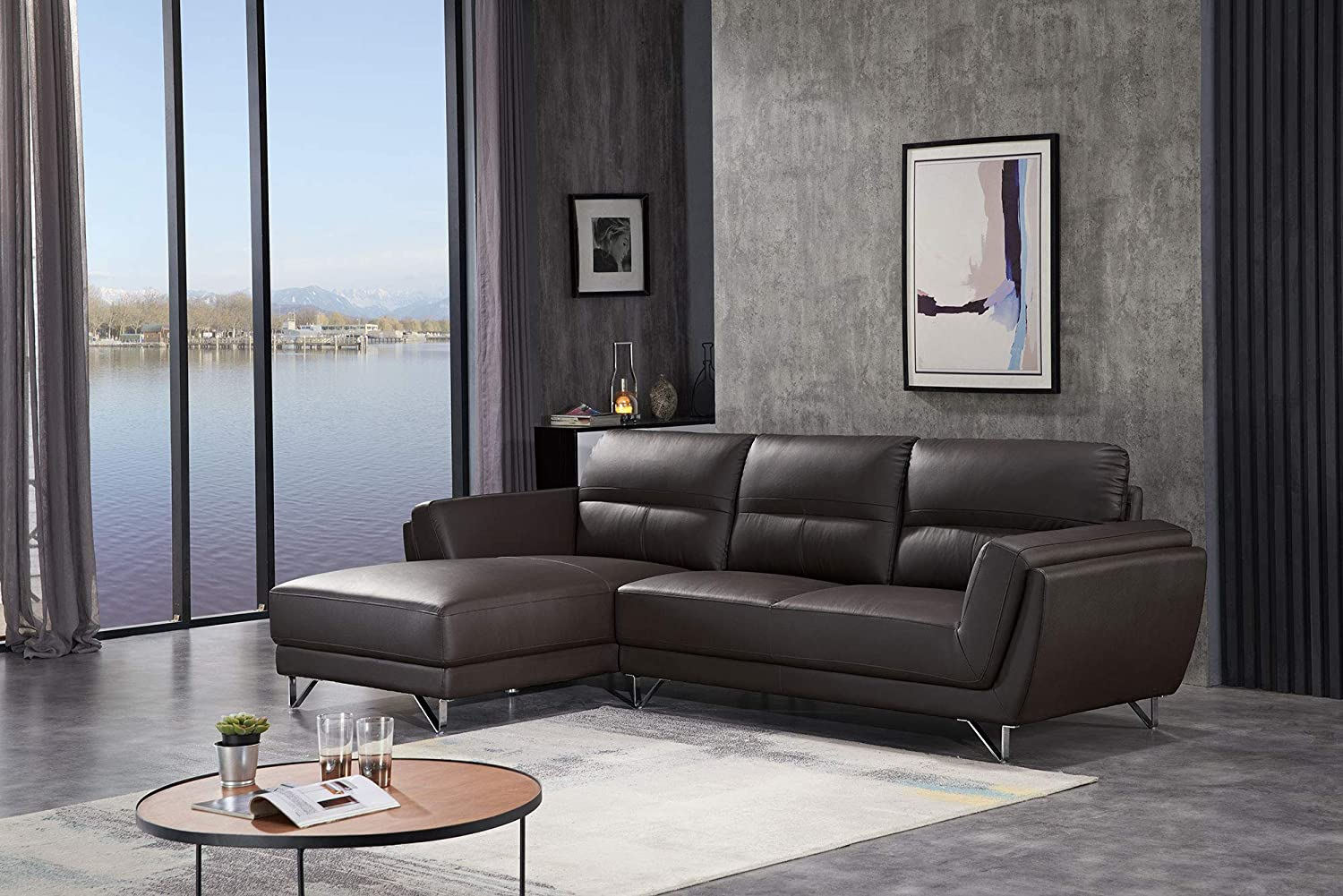 FUNRELAX Sectional Sofa
